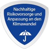 Nachhaltige Risikovorsorge und Anpassung an den Klimawandel