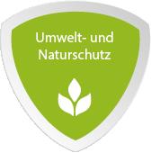 Umwelt- und Naturschutz